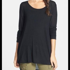 [BP.] Long Sleeve Tunic Top
